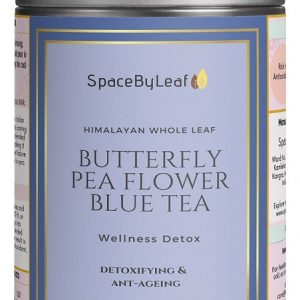 Himalayan Wholeleaf Butterfly Pea Flower Tea