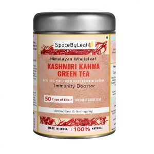 Wholeleaf Kashmiri Kahwa Green Tea