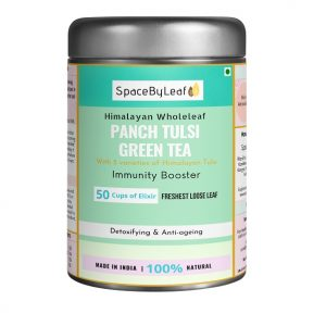 Himalayan Wholeleaf Panch Tulsi Green Tea