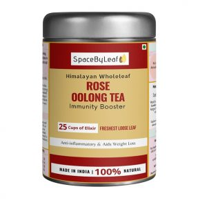 Himalayan Wholeleaf Rose Oolong Tea