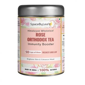 Himalayan Wholeleaf Rose Orthodox Tea