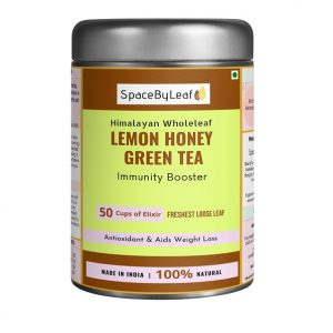 Lemon Honey Green Tea