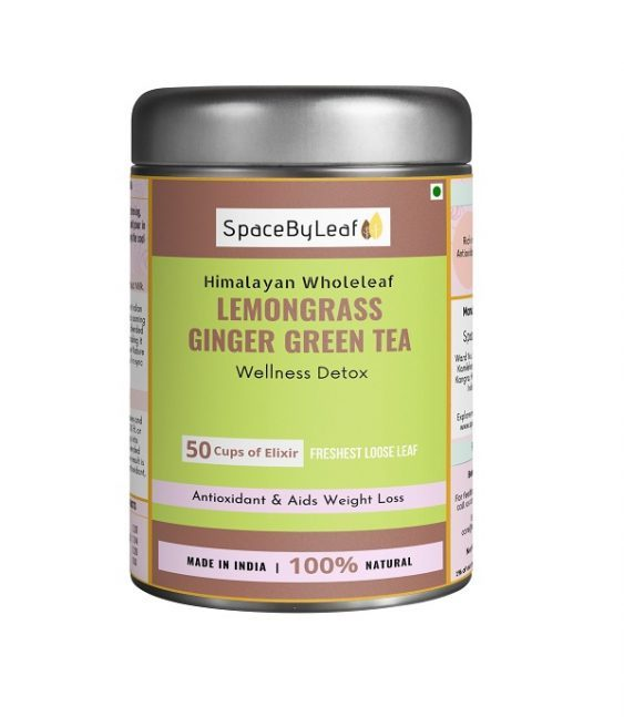 Lemongrass ginger Green Tea